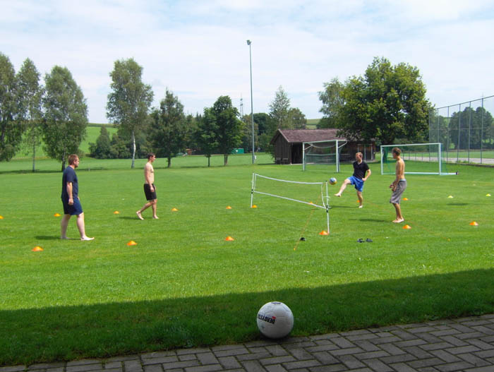 Trainingswochenende in Bruck